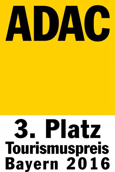 ADAC Tourismuspreis Bayern 2016