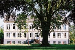 Herrenhaus Nordansicht