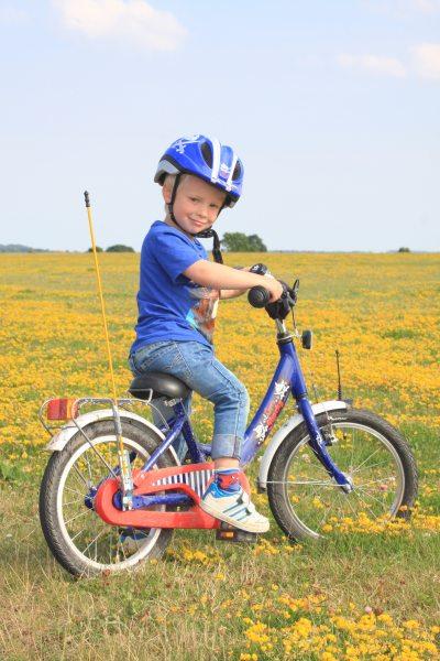 Fahrradfahren bringt Spaß!!!