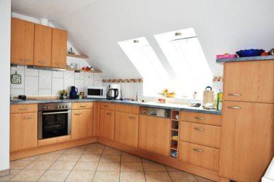 Küche FeWo Lämmerblick