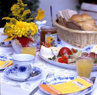 Thüringer Landfrühstück
