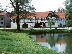Hofansicht Ferienhof Lorber