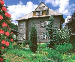 Villa Perlenheinz Hausansicht
