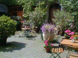 Wildromantischer Winzerhof