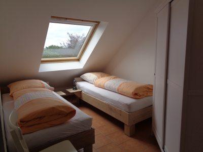 Kornkammer, Schlafbereich