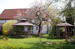 Sigis-Landhauspension-Garten