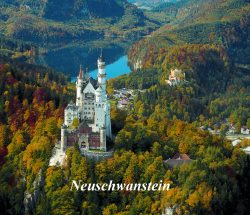 Neuschwanstein Sommer