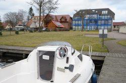 Ferienwohnung mit Bootsanlegerplatz