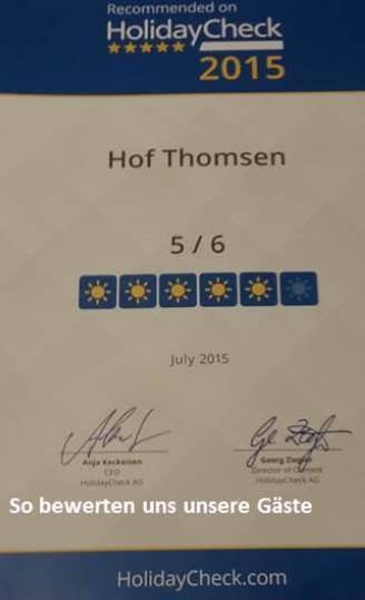 Auszeichnung Juli 2015