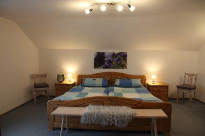 Schlafzimmer Enzian