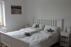 Schlafzimmer Ferienwohnung Zur Pferdeweide