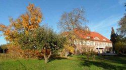 Herbst auf Schloss Pütnitz