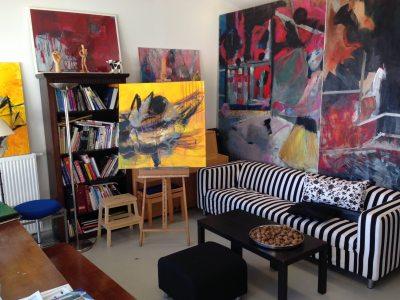 Malen und wohlfühlen
