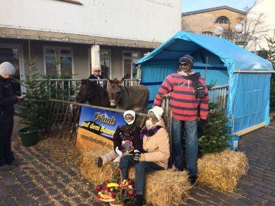 Weihnachtsmarkt in Kappeln