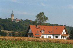 Pension mit Schloss Tonndorf