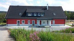 Blick auf Ferienhof Am Sommerberg