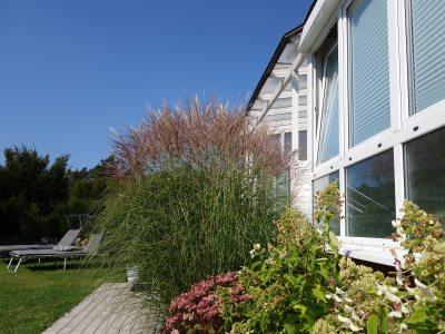 Wintergarten mit Terrasse