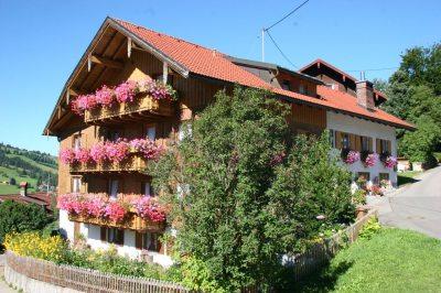 Haus beim Lorenzar