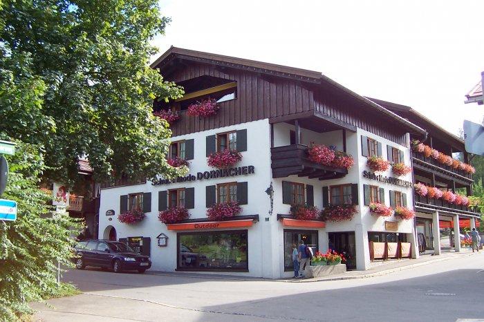 Gaestehaus Dornacher