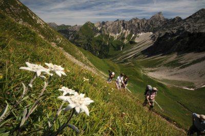 Bergtour Himmeleck