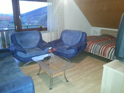Wohnschlafzimmer Braunhörnleblick