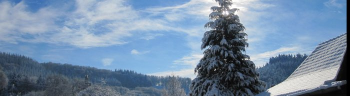 Grub-Daniel-Hof im Winter