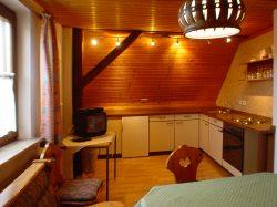 Küche Ferienwohnung3