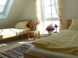Fewo7 Schlafzimmer