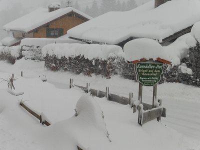 Keine Angst vor soviel Schnee