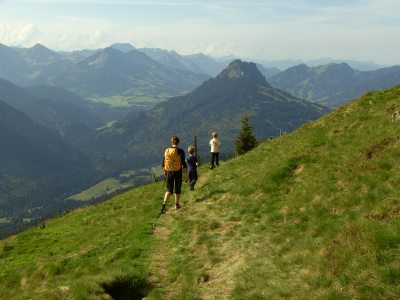 Bergtour am Edelsberg