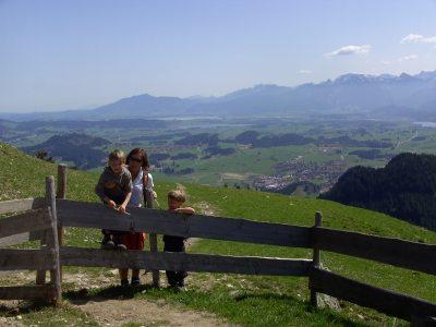 Frühjahrstour zur Kappeler Alp