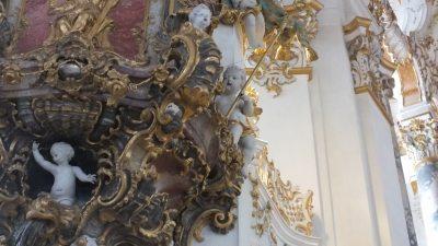 Kanzel der Wieskirche