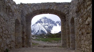 Ruine Schlosskopf