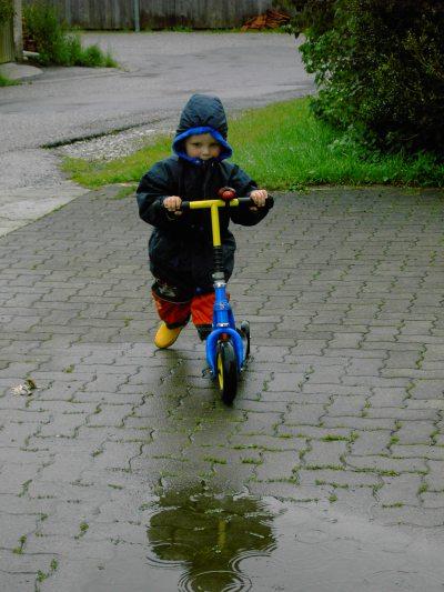 Regentage - macht doch nichts!