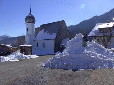Schneeberg in Oberkirch
