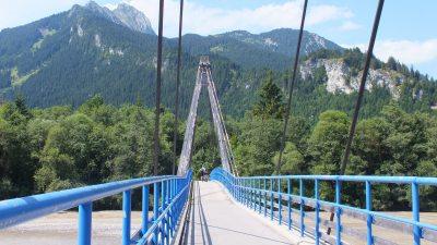 Lechweg - Brücke