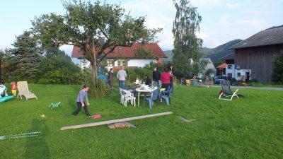 Grillplatz am Apfelbaum