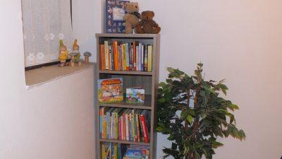 Bücherregal Kinder