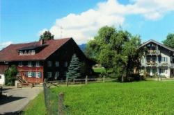 Oberallgäuer Ferienhof Stiefel Sonthofen