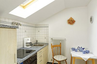 Wohnung Nr. 1 Küche
