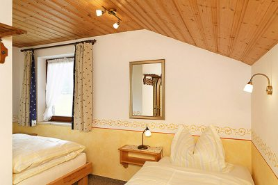 Wohnung Nr. 1 Schlafzimmer