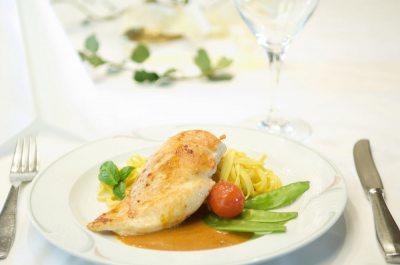 Feine Allgäuer Küche gibt es im Bayerischen Hof in Lindenberg. Wir verwöhnen Sie mit herzhaften Gerichten der Region.