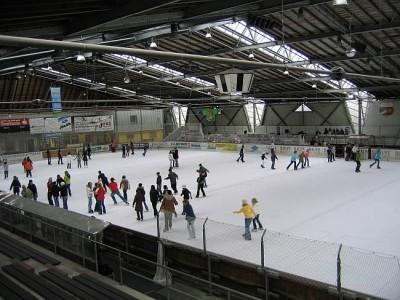 Eissporthalle (© Karin Donath : Karin Donath )