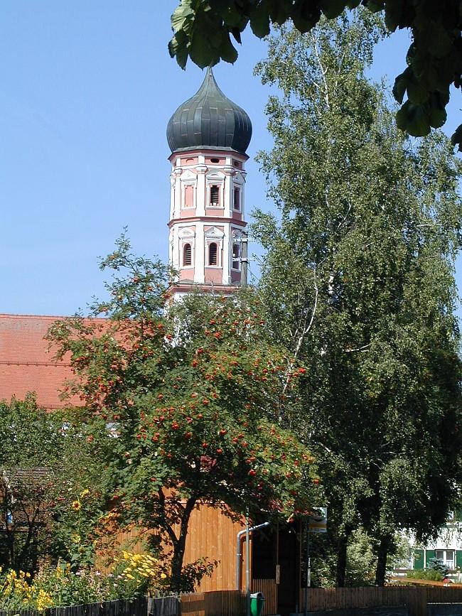 Pfarrkirche St. Michael Stockheim