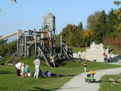 Spielplatz Ostpark (© Medienagentur Donath : Donath )