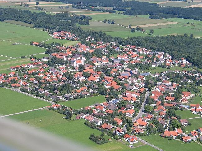 Stockheim Luftbild