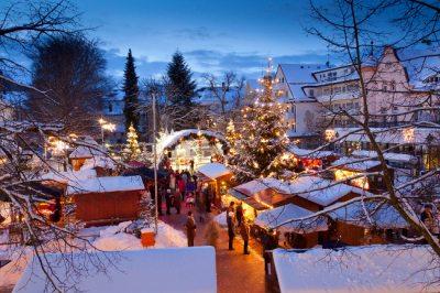 Weihnachtsmarkt (© Karin Donath : Karin Donath )