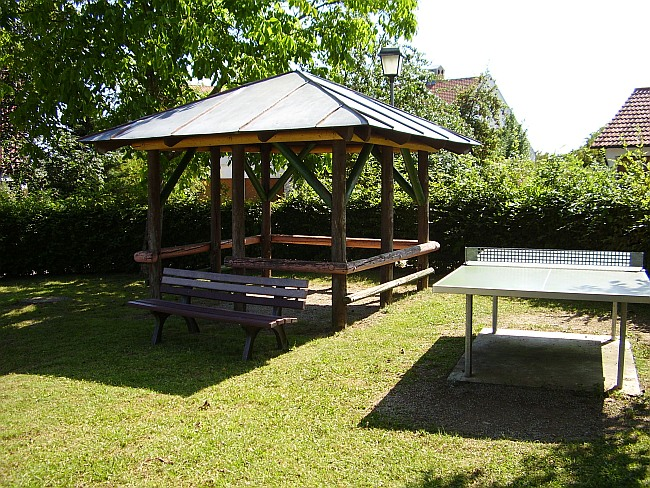Spielplatz Bergblick