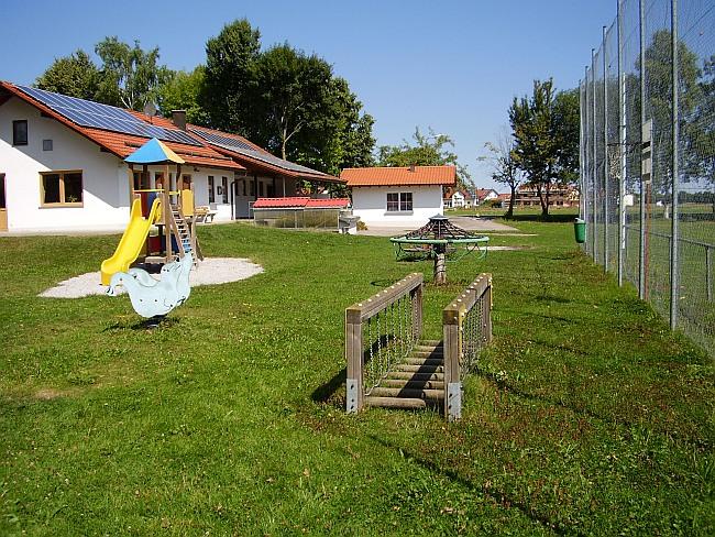 Spielplatz Sportplatz Kirchdorf