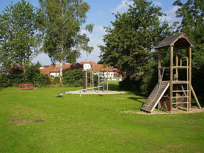 Spielplatz Sportplatz Schlingen